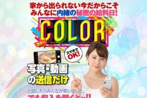 COLOR(カラー)は副業詐欺か!9000円の商材購入は危険!写真や動画を送信するだけで稼げる仕組みや口コミ評判を徹底調査