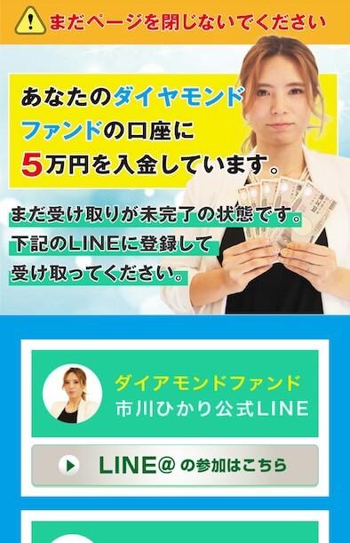 【ダイヤモンドファンド】画像5