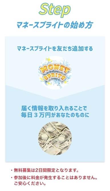 マネースプライト(MONEY SPRITE)画像4
