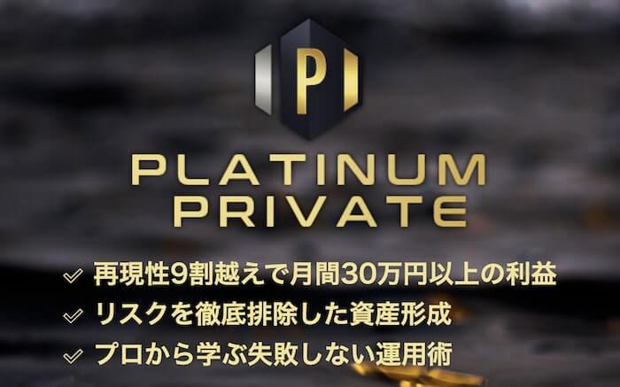 【投資】プラチナム(PLATINUM)は詐欺?怪しいプライベートモニターに参加しても月30万は稼げない?評判を調査!