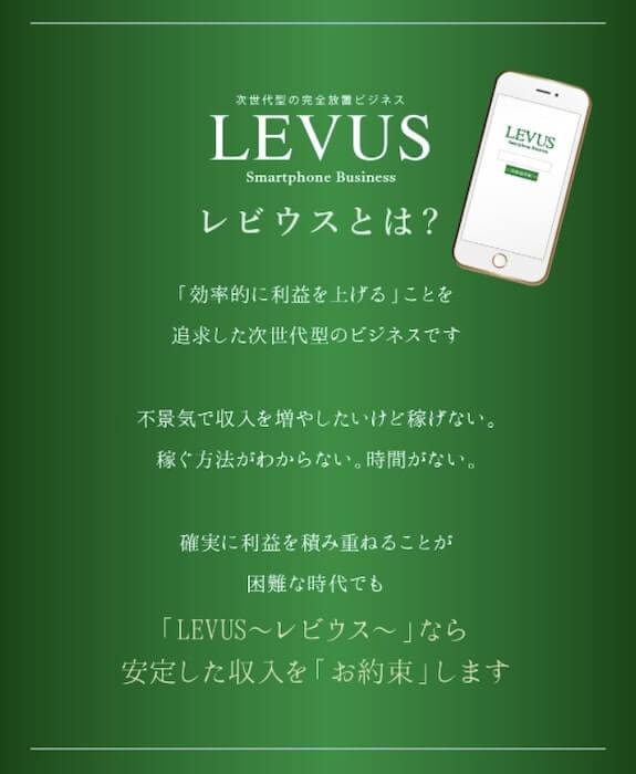 レビウス(LEVIUS)画像2