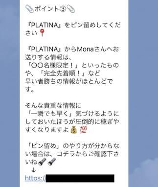 プラチナ(PLATINA)画像5